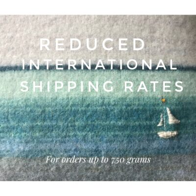 We've updated our postage rates